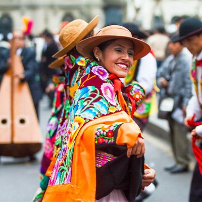 El Huaylarsh: la danza embajadora nacional