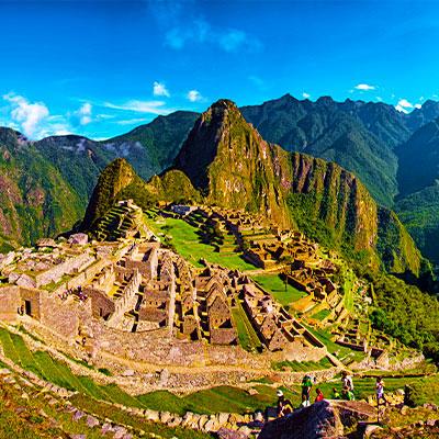 Machupicchu es elegido como uno de los lugares más bellos del mundo