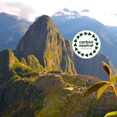 Cusco: Machupicchu es la primera maravilla del mundo en ser carbono neutral