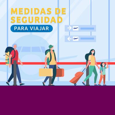 Viaja por el Perú siguiendo estas medidas de seguridad