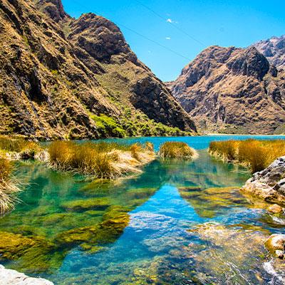 Descubre la Reserva Paisajística Nor Yauyos Cochas en increíbles fotos