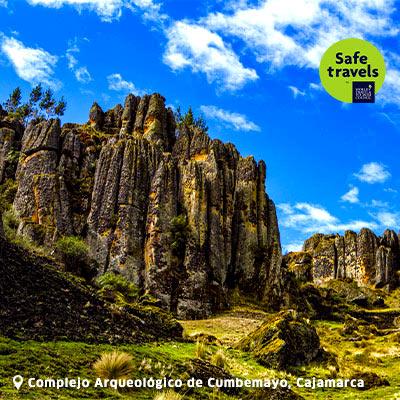 Viaja seguro: estos maravillosos atractivos de Cajamarca y Junín ya tienen el sello Safe Travels
