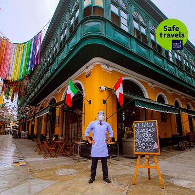 ¡Callao ahora es un destino turístico con el sello Safe Travels!