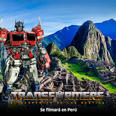 Perú será escenario de la nueva película de Transformers