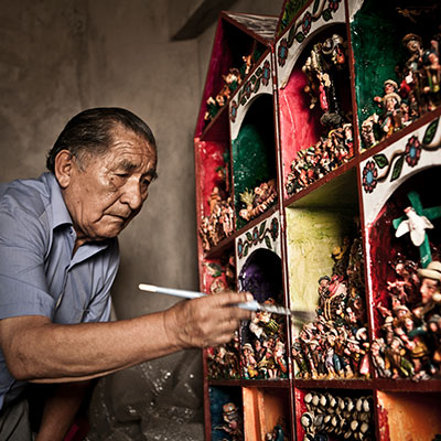 Artesanía peruana: conoce a los Amautas que mantienen vivos nuestro arte y nuestra cultura