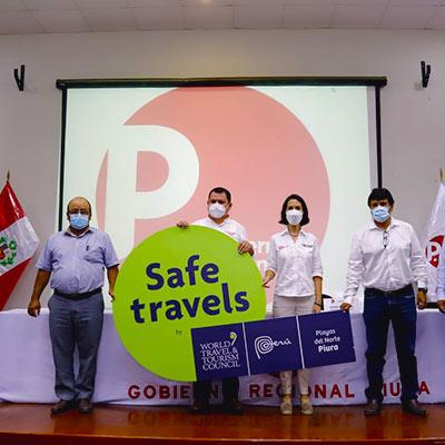 Playas del Norte - Piura reciben sello internacional Safe Travels
