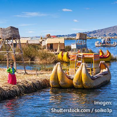 Lago Titicaca y el Valle del Colca logran máxima distinción turística en el mundo