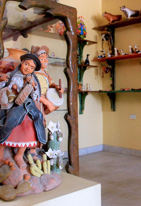 Artesanías en Chorrillos