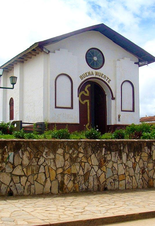 Templo del Señor de la Buena Muerte