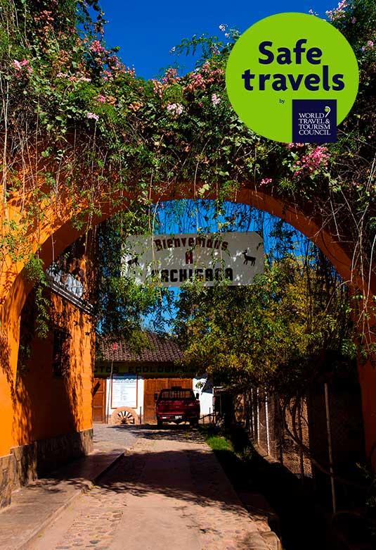Casa hacienda Cachigaga