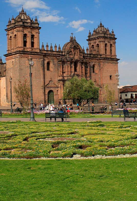 Catedral de la Ciudad de Cusco