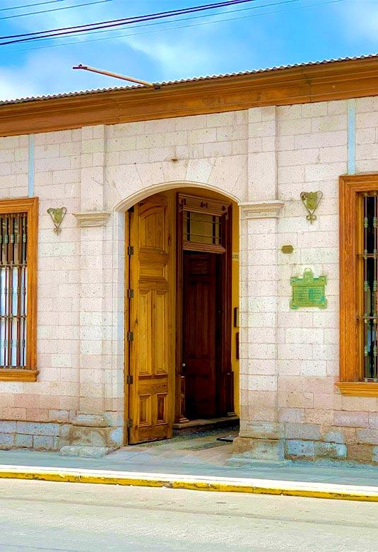 Centro Cultural Casa Basadre