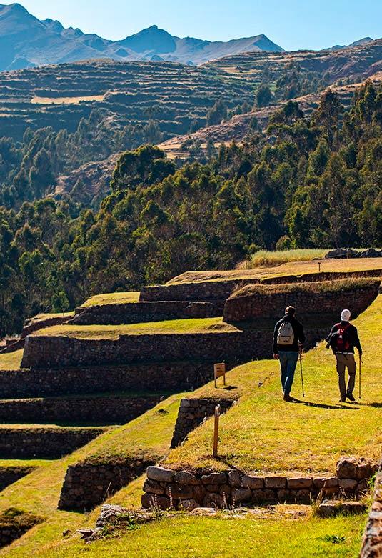 Parque Arqueológico de Chinchero