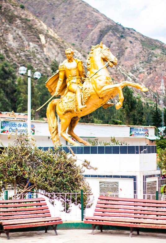 Ciudad de Chalhuanca