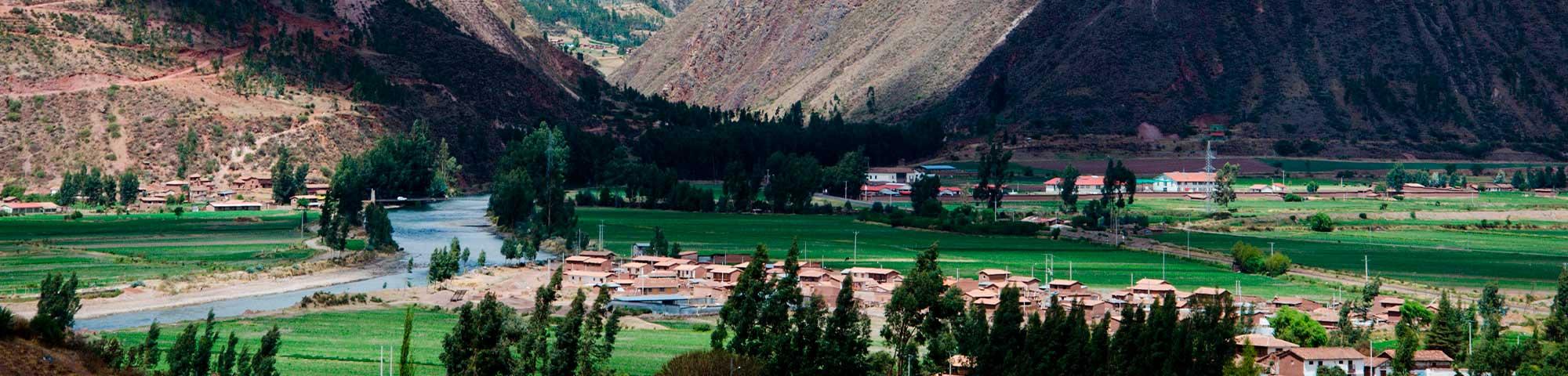 Corredor Valle Sur
