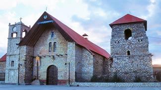 Iglesia Inmaculada Concepción de Vicco