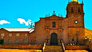 Templo San Pedro Mártir
