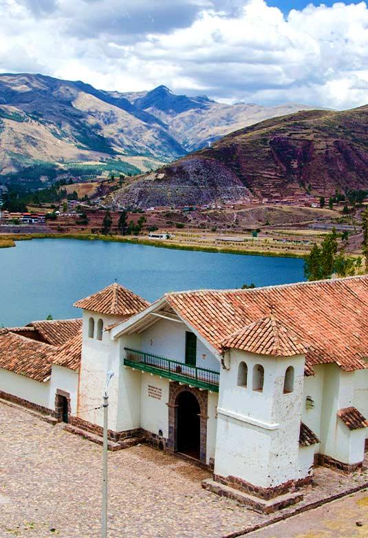 Laguna Qoyllur Urmana (Laguna de Urcos)