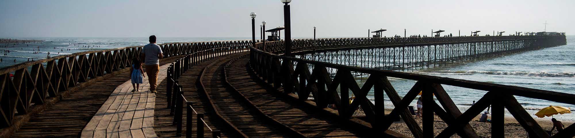 Muelle de Pimentel