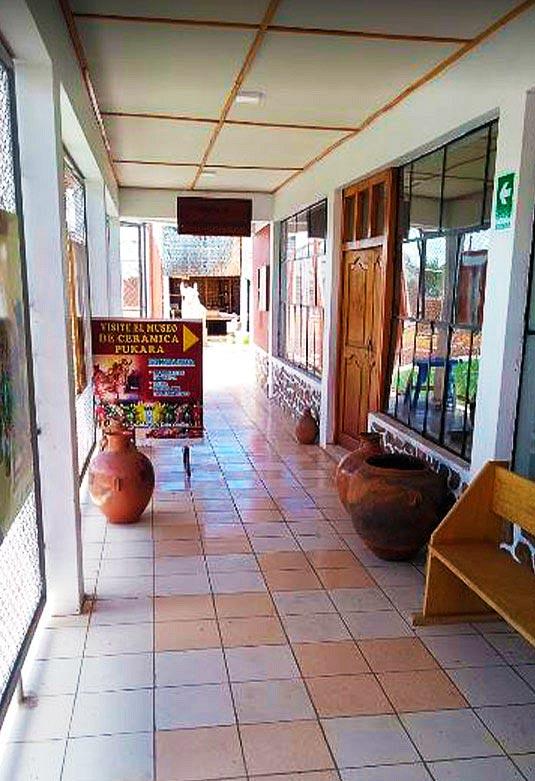 Museo de Cerámica de Pucará