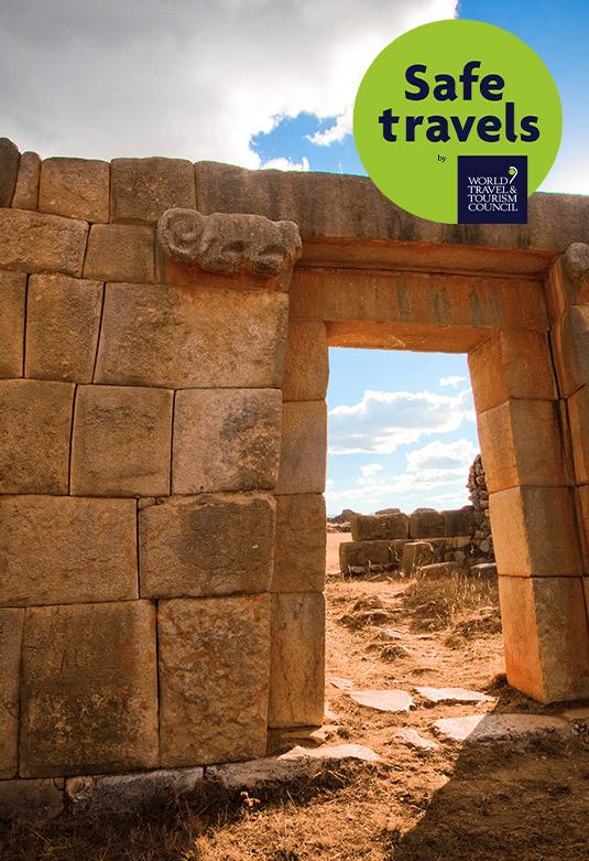 Zona Arqueológica Monumental Huánuco Pampa