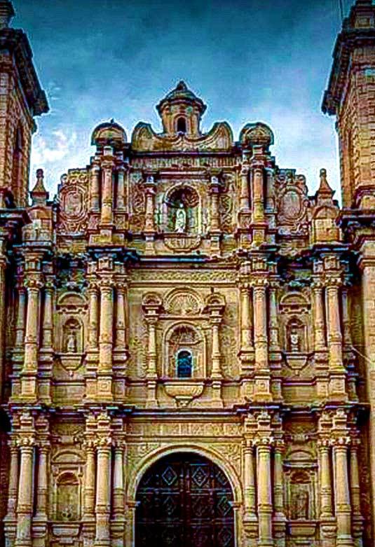 Templo San Francisco de Asís