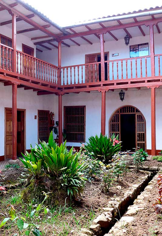 Casa de Toribio Rodríguez de Mendoza