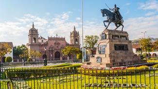 Templo y Monasterio de Santa Clara de Asís