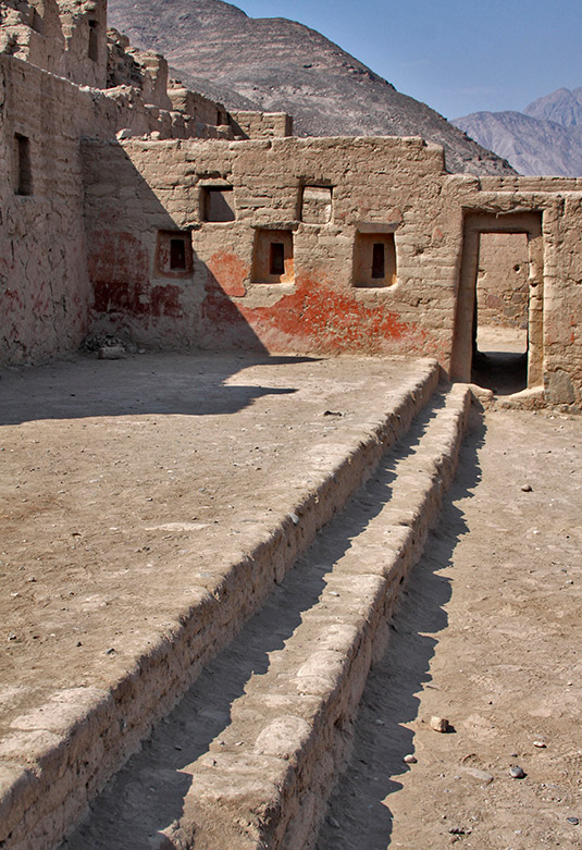 Zona Arqueológica Tambo Colorado