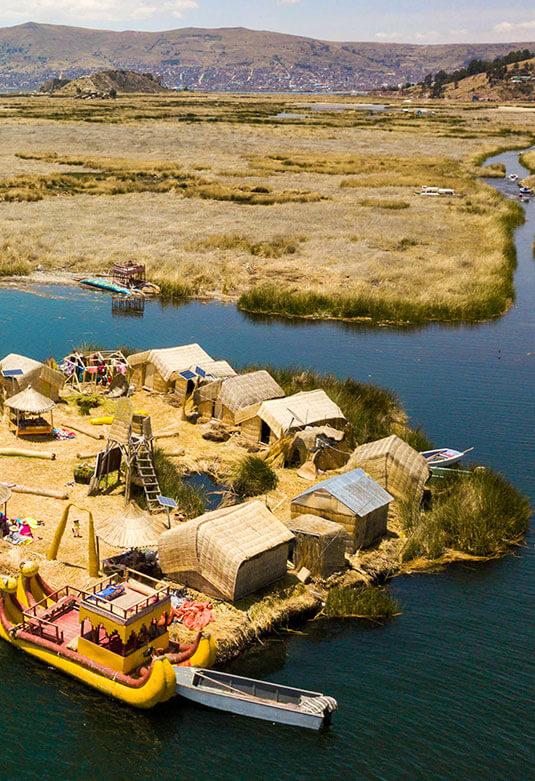 Archipiélago de Wiñaymarca-Isla de Anapia