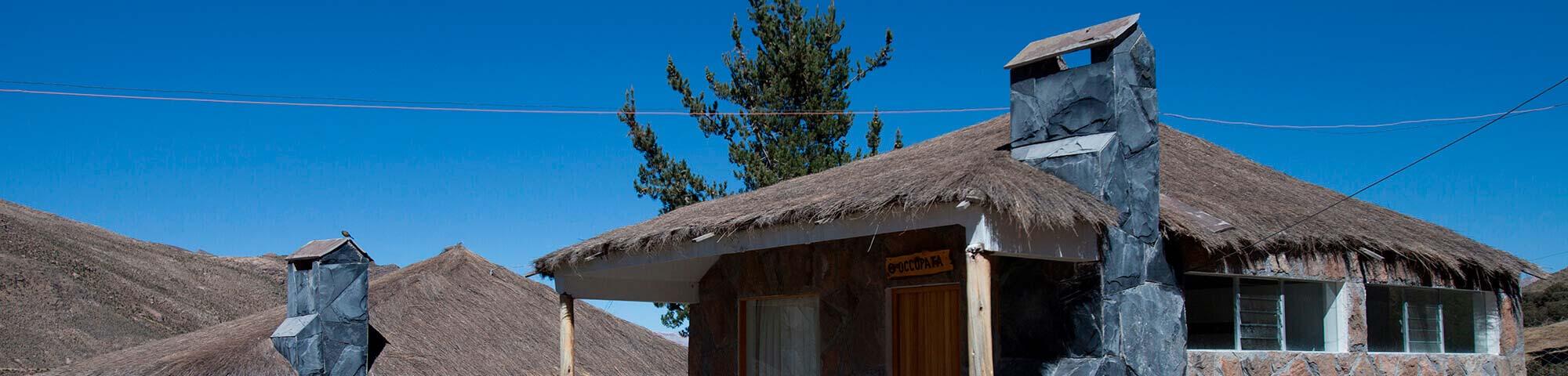Baños termales de Huancarama