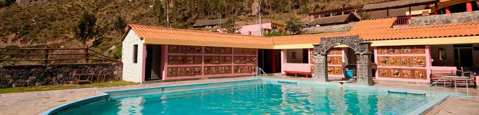 Baños termales La Calera