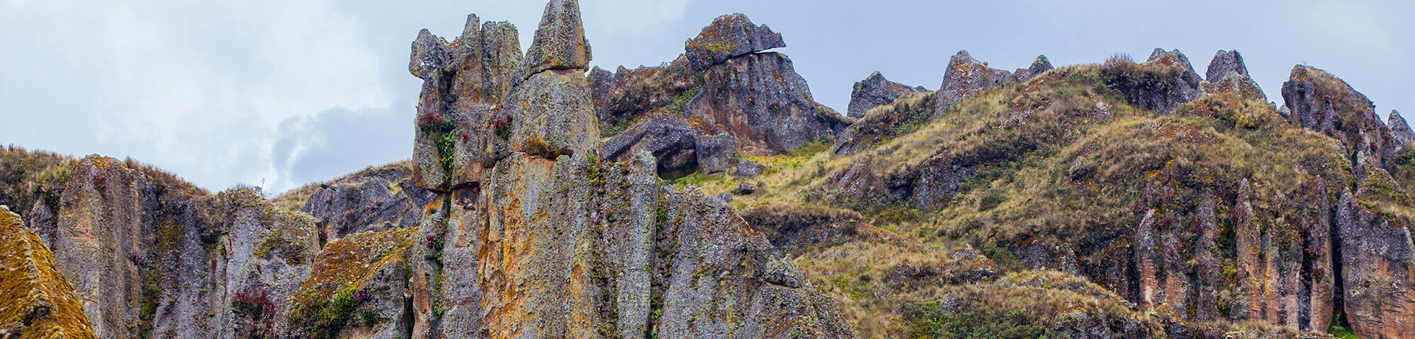 Complejo Arqueológico de Cumbemayo