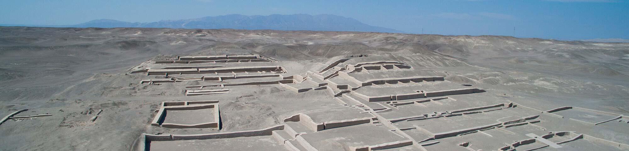 Centro Ceremonial de Cahuachi