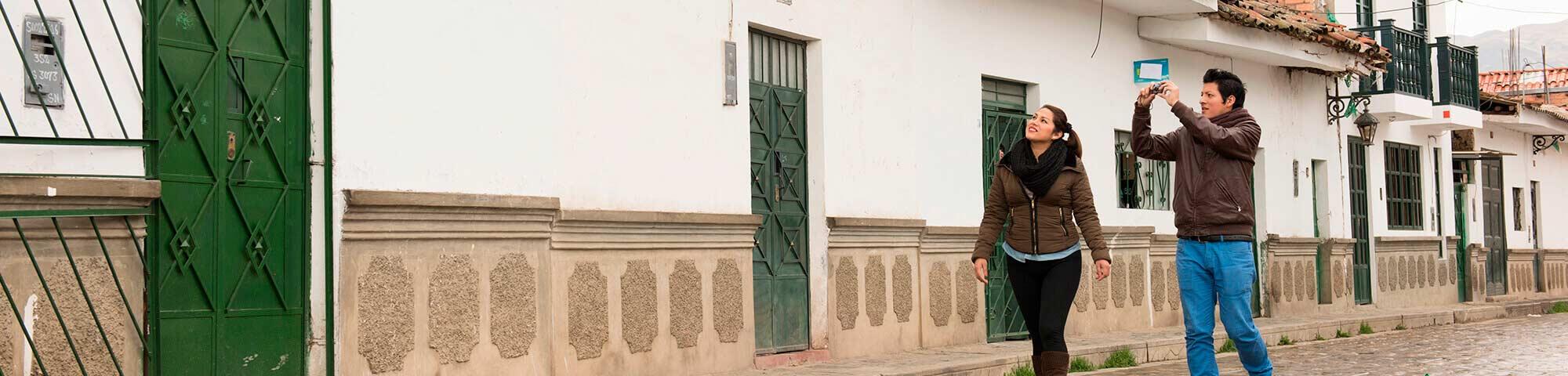 Calle José Olaya