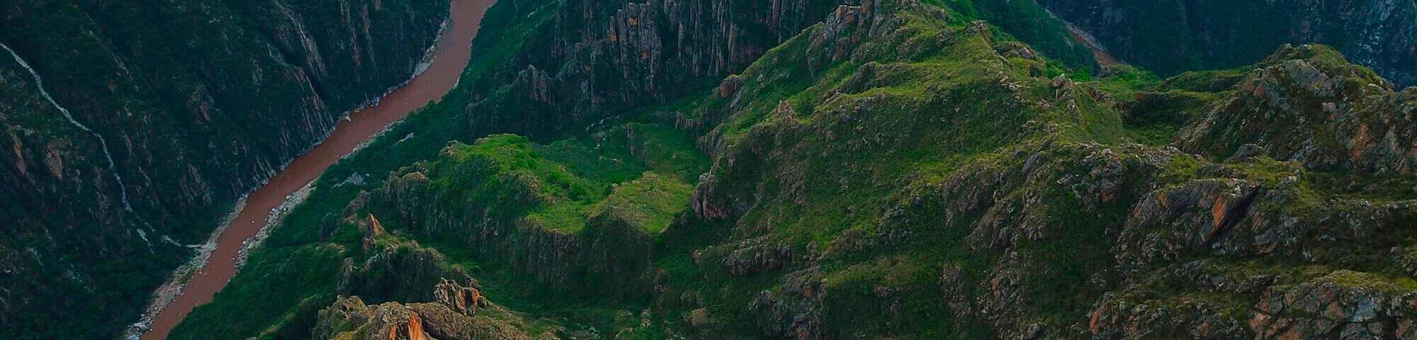 Cañón del Apurímac