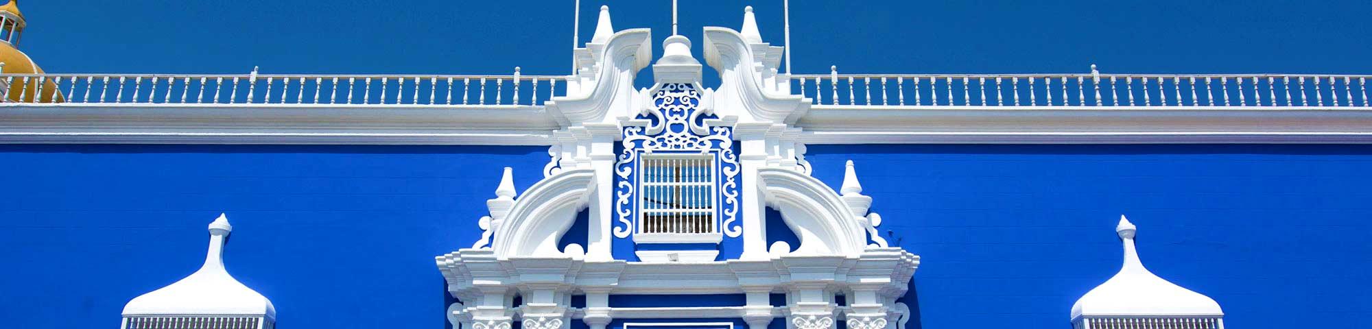Casa Ganoza Chopitea o Ramírez y Laredo
