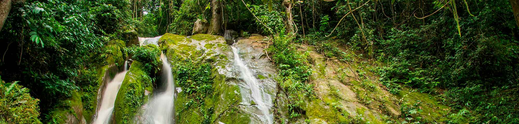 Cascada de Chapawanki