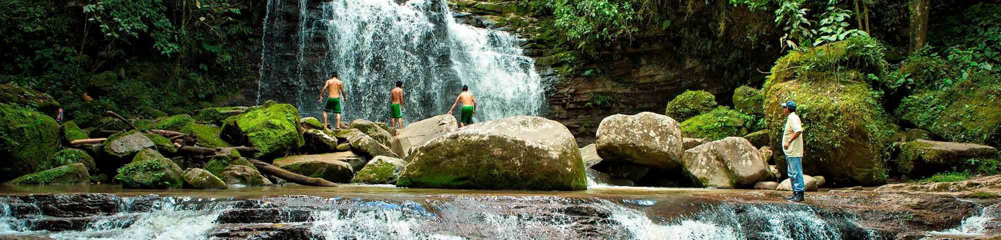 Cascada Paccha