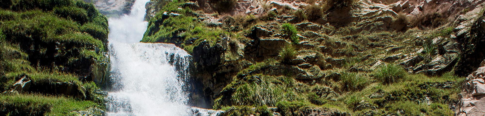 Catarata de Mollesaja