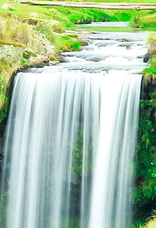 Cataratas de Pumapaqcha, Batán y Qorimaqma