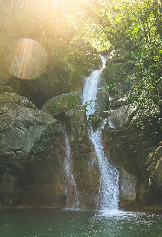 Cataratas de Tingo María