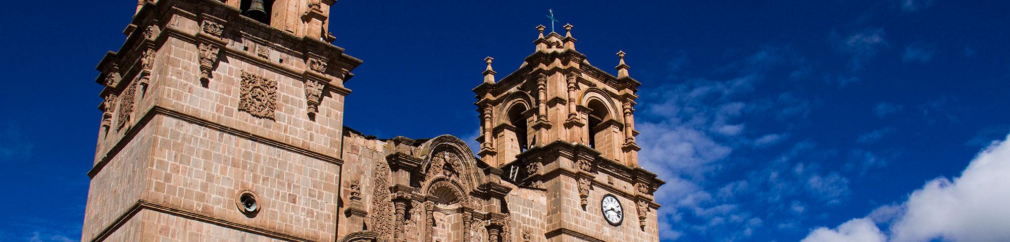 Basílica Menor de la Catedral de Puno