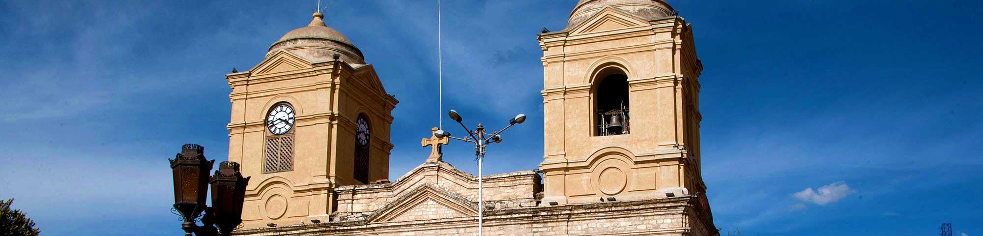 Catedral de Huancayo
