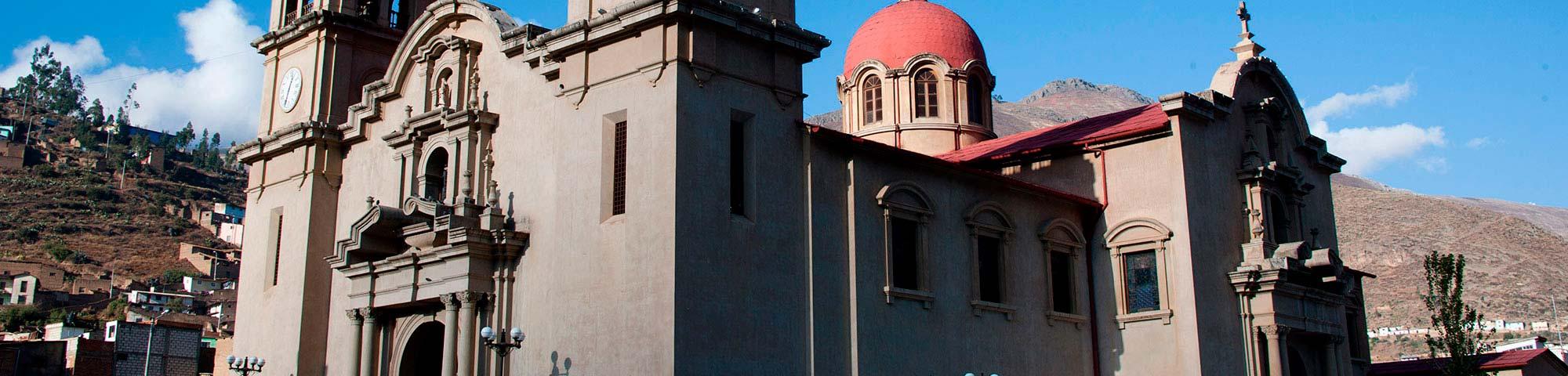 Catedral de Santa Ana de Tarma