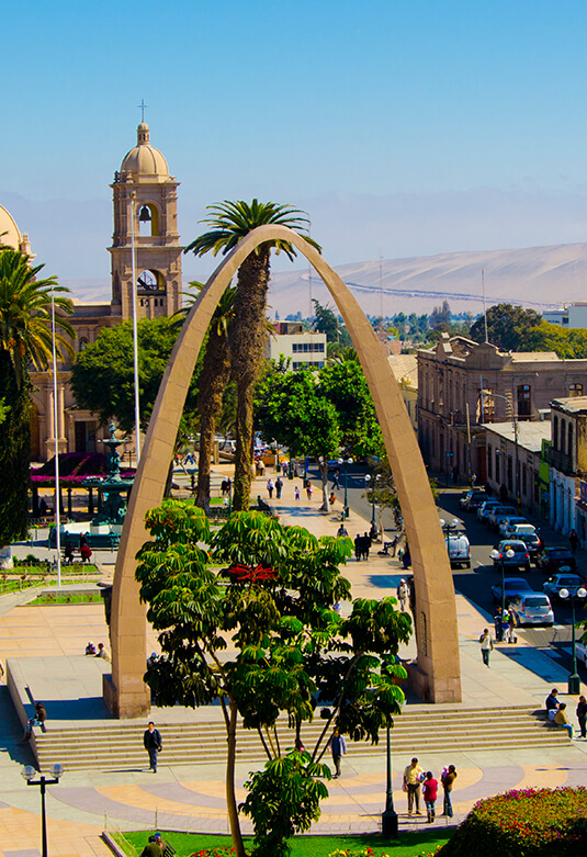 Ciudad de Tacna