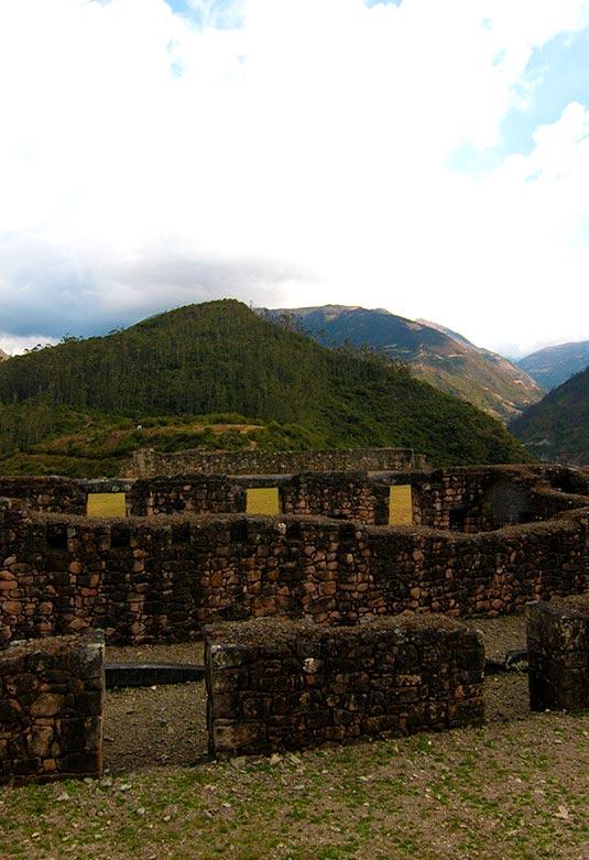 Complejo Arqueológico de Vilcabamba