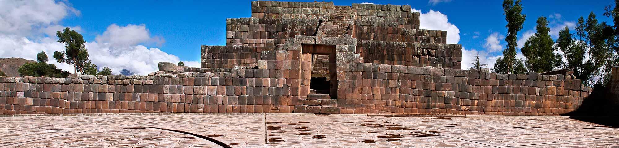 Complejo arqueológico de Vilcashuamán, complejo arqueológico de Pumacocha o Intiwatana