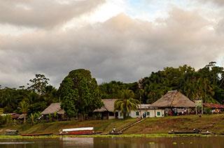 Comunidad Lago Cuipari