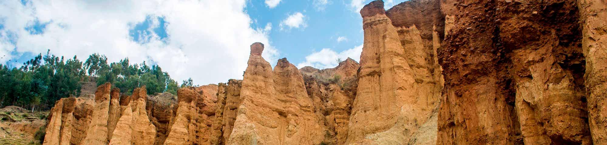 Formaciones Geológicas de Torre Torre